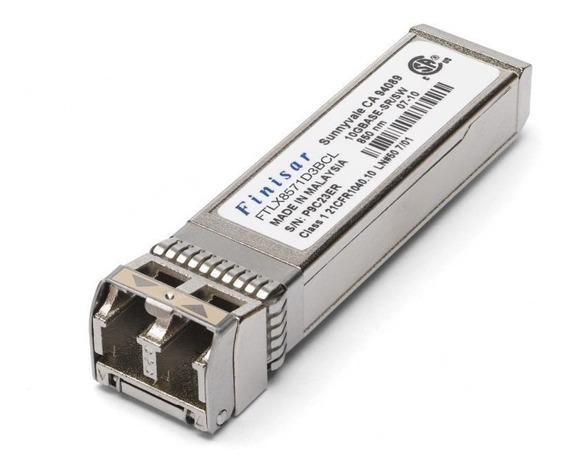 Gbic Ftlx8571d3bcl Sfp+ Finisar 10g Sr | Mikrotik X520 Dell