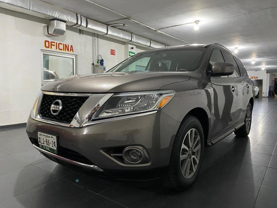 Nissan Pathfinder Sense 2014