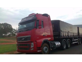 Volvo Fh 540 6x4 I-shift 2014