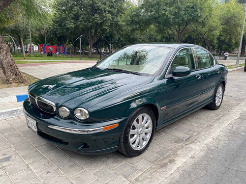 Imagen 1 de 15 de Jaguar X-type 2002 2.5 V6 At