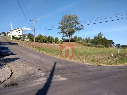 Terreno À Venda, 419 M² Por R$ 230.000,00 - Chácaras - Garibaldi/rs - Te0128