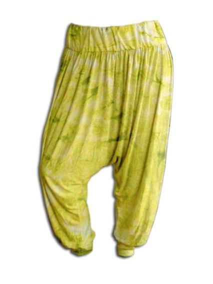 Calça Saruel Tie Dye Mesclado - Varias Cores