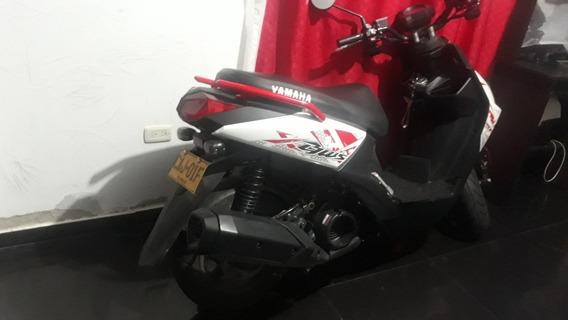 Moto Bwis 2020 Con Solo 5500 Km. Como Nueva