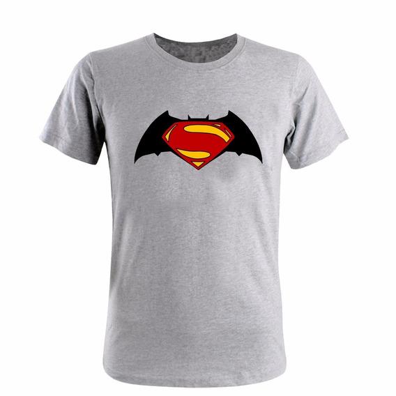 Remera Niño Niña Batman Vs Superman Peli Cine Dc Serie Comic