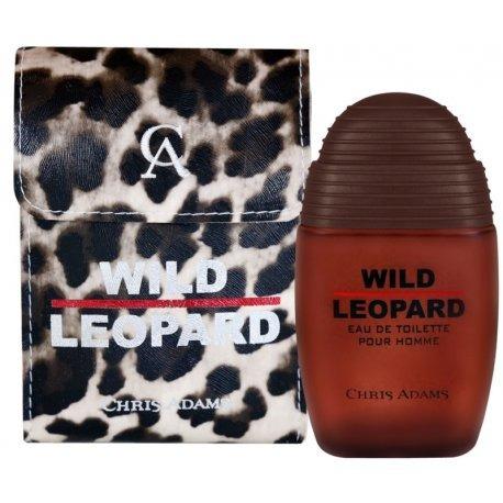 Perfume Chris Adams Wild Leopard Edt M 100ml