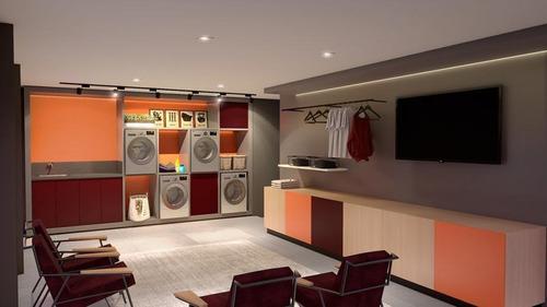 Apartamento Para Venda Em São Paulo, Vila Pompéia, 1 Dormitório, 1 Suíte, 2 Banheiros, 1 Vaga - Cap2855_1-1298017