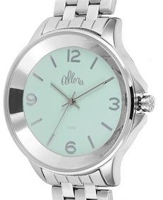 Relógio Allora Feminino Prata - Al2035fme/3a