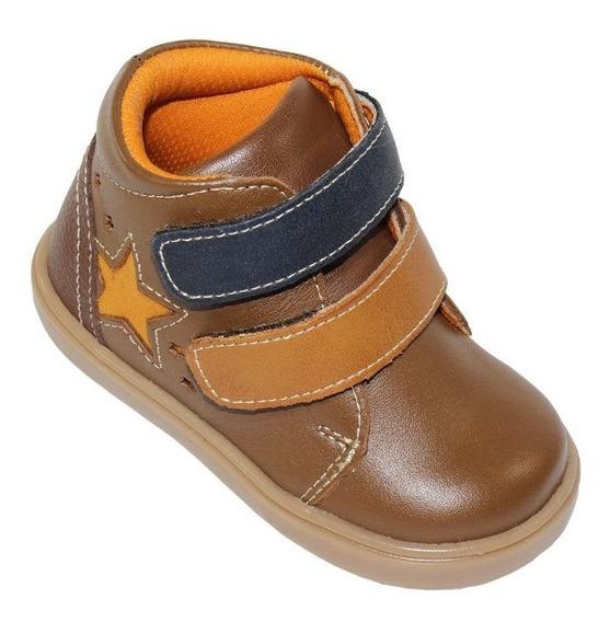 Zapato Casual Vestir Leon Niño Piel 46703a24