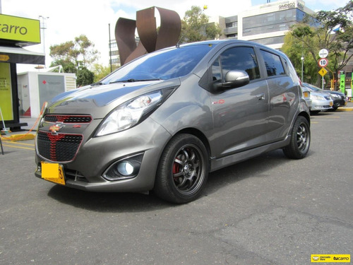 Chevrolet Spark Gt Rs Mt 1200
