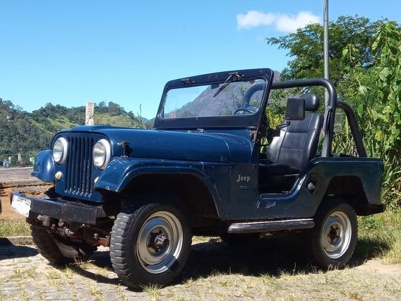 Jeep Willys 4x4 Friburgo