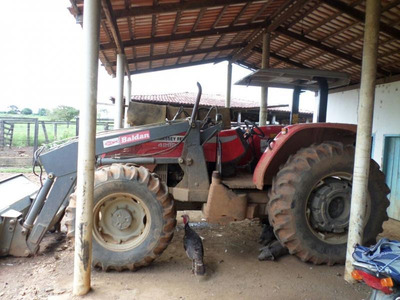 Fazenda Para Venda Em Minaçu - 027