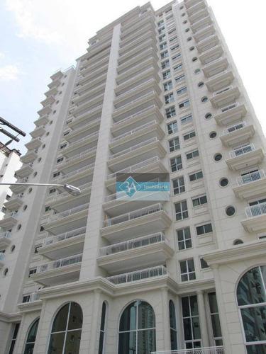 Imagem 1 de 30 de Apartamento Com 4 Dormitórios À Venda, 176 M² Por R$ 1.600.000,00 - Jardim Anália Franco - São Paulo/sp - Ap1877