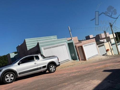 Cod 4667- Casa Nova Com Finíssimo Acabamento - 4667