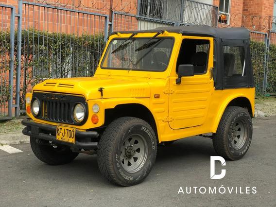 Suzuki Lj80 1982