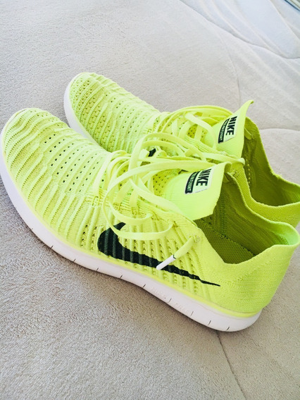 Zapatillas Nike Free Rn Flyknit Importadas 9.5