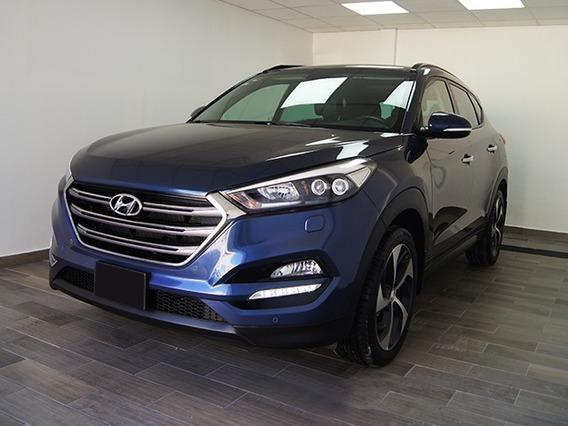 Hyundai Tucson Limited 2018 Azul