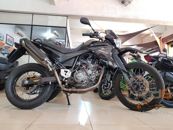 Yamaha Xt 660 R Preto 2008