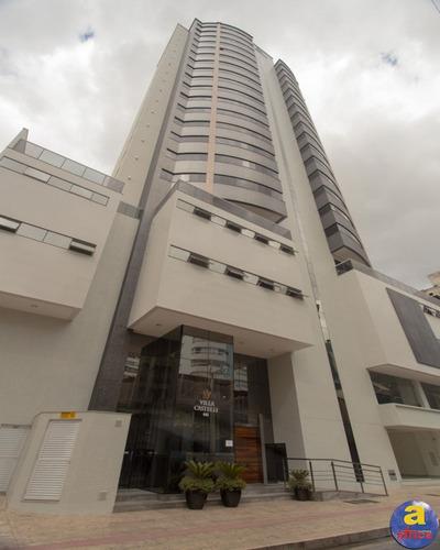 Imagem 1 de 30 de Apartamento 4 Suítes 3 Vagas De Garagem No Centro Em Balneário Camboriú/sc - Imobiliária África - Ap00525 - 69810529