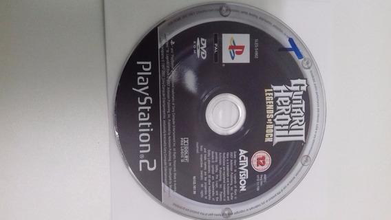 Guitar Hero 3 Playstation 2 Europeu Pal Frete 9,00