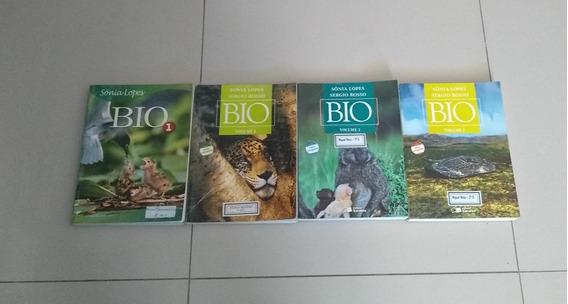 Livro Bio Biologia Sônia Lopes 1 2 3
