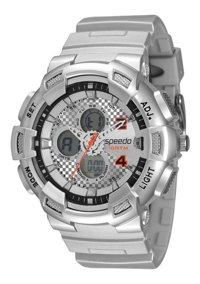 Relógio Speedo Masculino Anadigi 65075g0evnp1