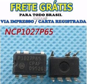 3 Peças Ncp1027p65 - P1027p65 - Dip7 - Novo E Original