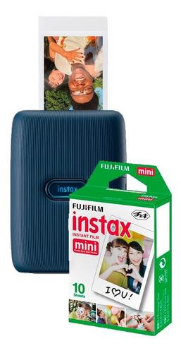 Impressora Instax Mini Link Smartphone + Filme 10 Poses