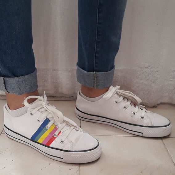 Zapatillas Como Quieres Talle 37 Tipo Converse