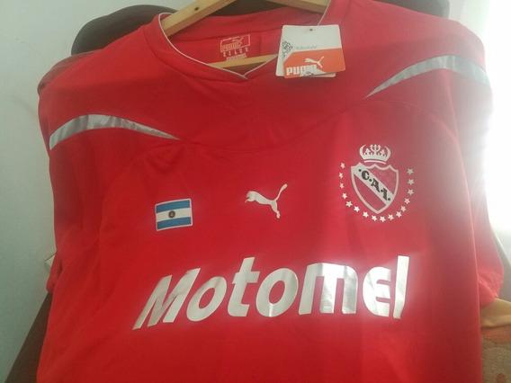 Camiseta Puma Independiente Con Caja Edicion Especial.