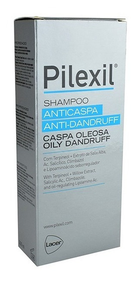 Pilexil Shampoo Anticaspa 300 Ml