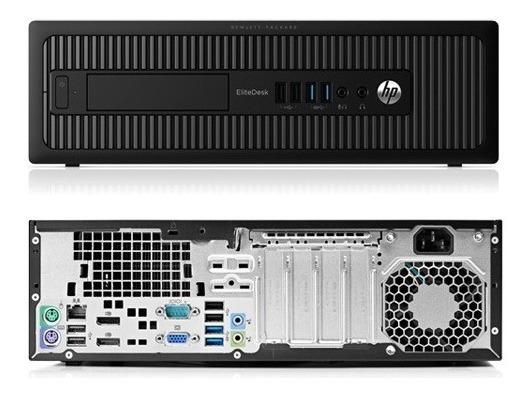 Desktop Hp Core I5 4570 3.2ghz 4gb Hd 500 Wifi Usb 3.0 Processador 4ª Geração