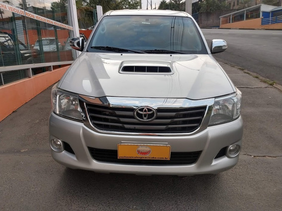 Toyota Hilux Caminhonete 3.0 4p Srv Turbo 4x4 Cabine Dupla