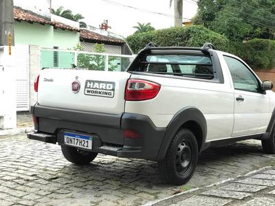 Fiat Strada 1.4 Hard Working Flex 2p 2018