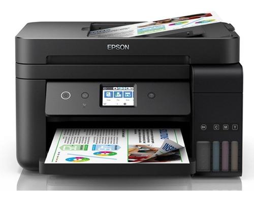 Impresora Multifunción Epson Ecotank L6191 Sistema Continuo