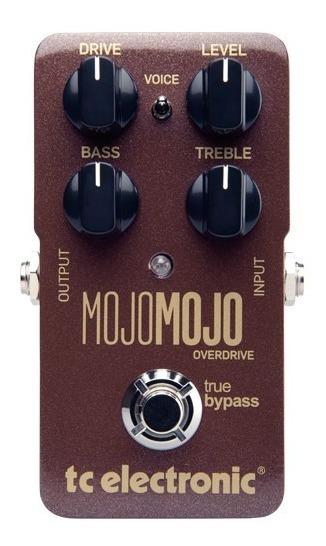 Pedal Mojomojo Overdrive - Tc Electronic Oferta