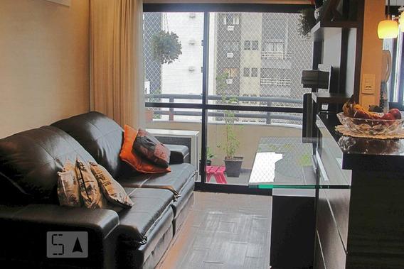 Apartamento Para Aluguel - Consolação, 2 Quartos, 60 - 893082389