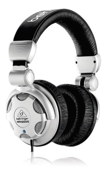 Headphone Behringer Hpx2000 Over-ear