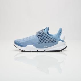Tênis Feminino Nike Sock Dart Azul Casual Tam 36 Original