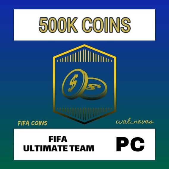 Coins Fifa Pc 500.000