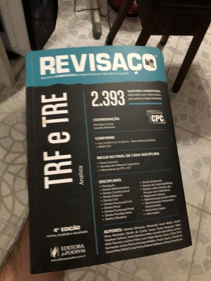 Revisaço Trt E Tre, Analista - 4ª Edição
