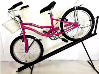 Bicicleta Robinson 0299 Rod 20 Playera Nena Cuotas Beiro Hogar