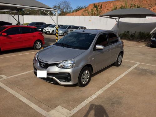 Imagem 1 de 13 de Toyota Etios Ready! 1.5 Flex 16v 5p Aut