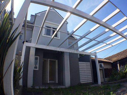Imagem 1 de 15 de Casa À Venda, 163 M² Por R$ 596.000,00 - Hamburgo  Velho - Novo Hamburgo/rs - Ca2046