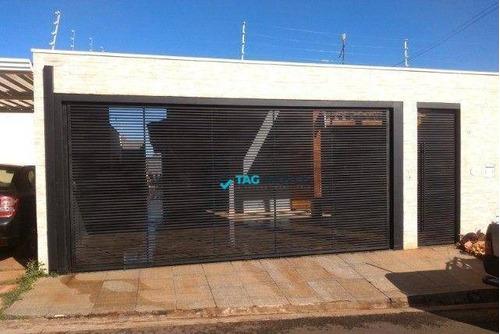 Imagem 1 de 18 de Casa Com À Venda, 148 M² Por R$ 590.000 - Residencial Pazetti - Paulínia/sp - Ca1045