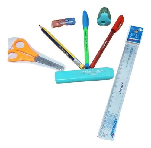Regreso Al Cole Kit Basico Escolar Gift