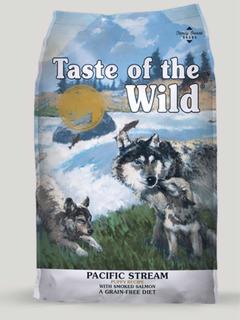 Taste Of The Wild Salmón Cachorros - kg a $37500