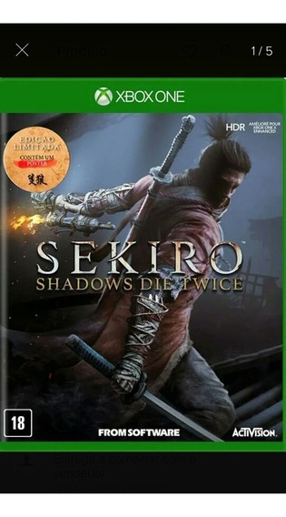 Sekiro Xbox One