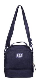 Lancheira Yes Casual Azul Lc1506 25027