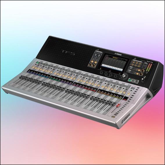 Yamaha Tf5 Consola Digital 32 Canales + Software Original