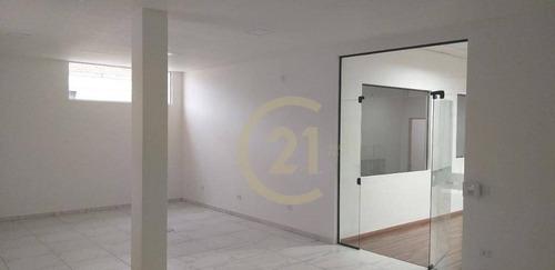 Galpão Para Alugar, 900 M² Por R$ 12.000,00 - Alto Da Lapa - São Paulo/sp - Ga0304